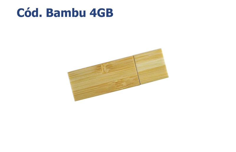Pen Drives - Bambu 4GB